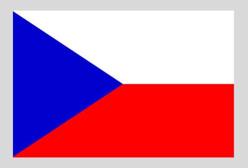 Flaga Czech