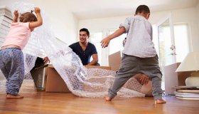 The Accidental Invention of Bubble Wrap image