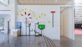Queens Museum Brings Rube Goldberg Machine to Life image