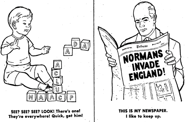Adult Coloring Books Were Popular (and Subversive) in the