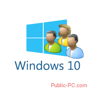 Mengubah akun di Windows 10 OS