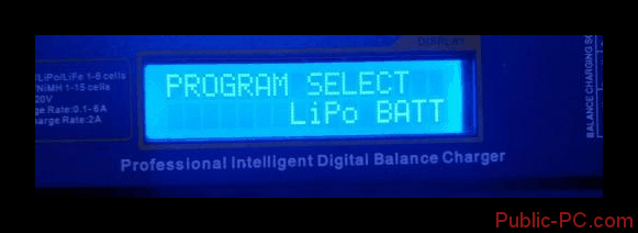 Transizione alla batteria in bilanciamento su IMAX