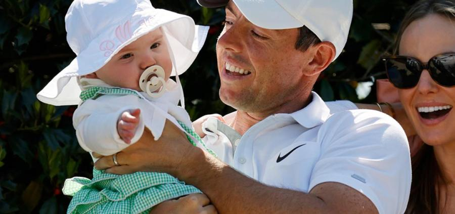 2021 Masters: Rory McIlroy takes a baby break