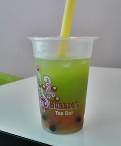 Grüner Apfel Tee