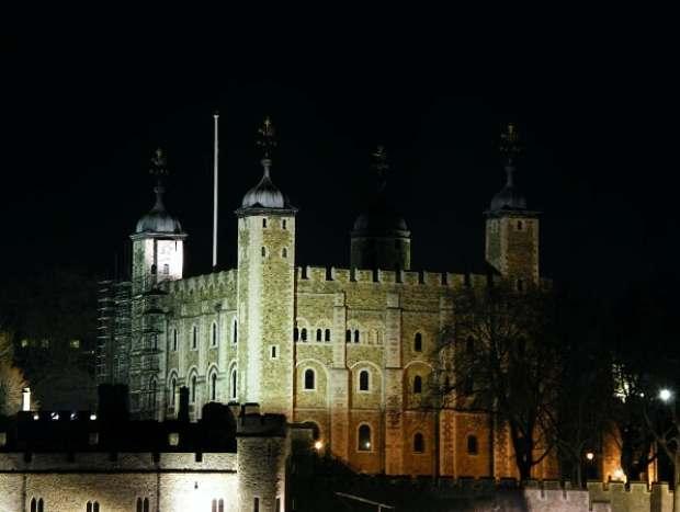 Monumentos de Londres Iluminados