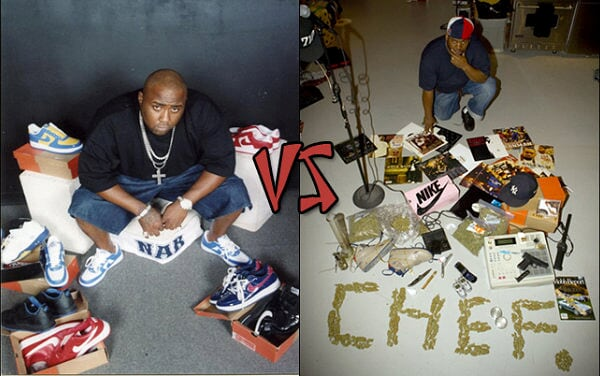 raekwon vs royal flush