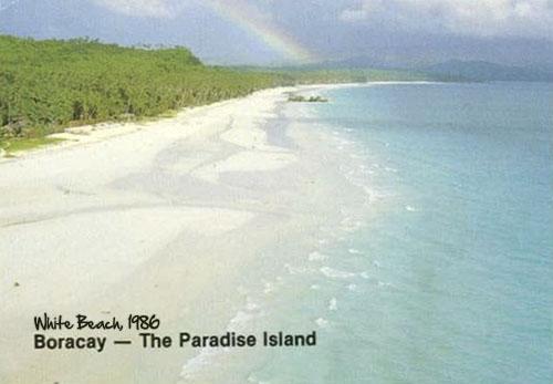 Boracay, 1986