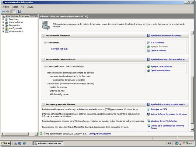 How To: Administrar IIS7 de forma remota (2/6)