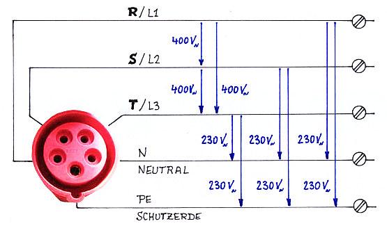 3 phasen strom 1955 chevy 3100 wiring diagram drehstrom-drehfeld-richtungsanzeiger