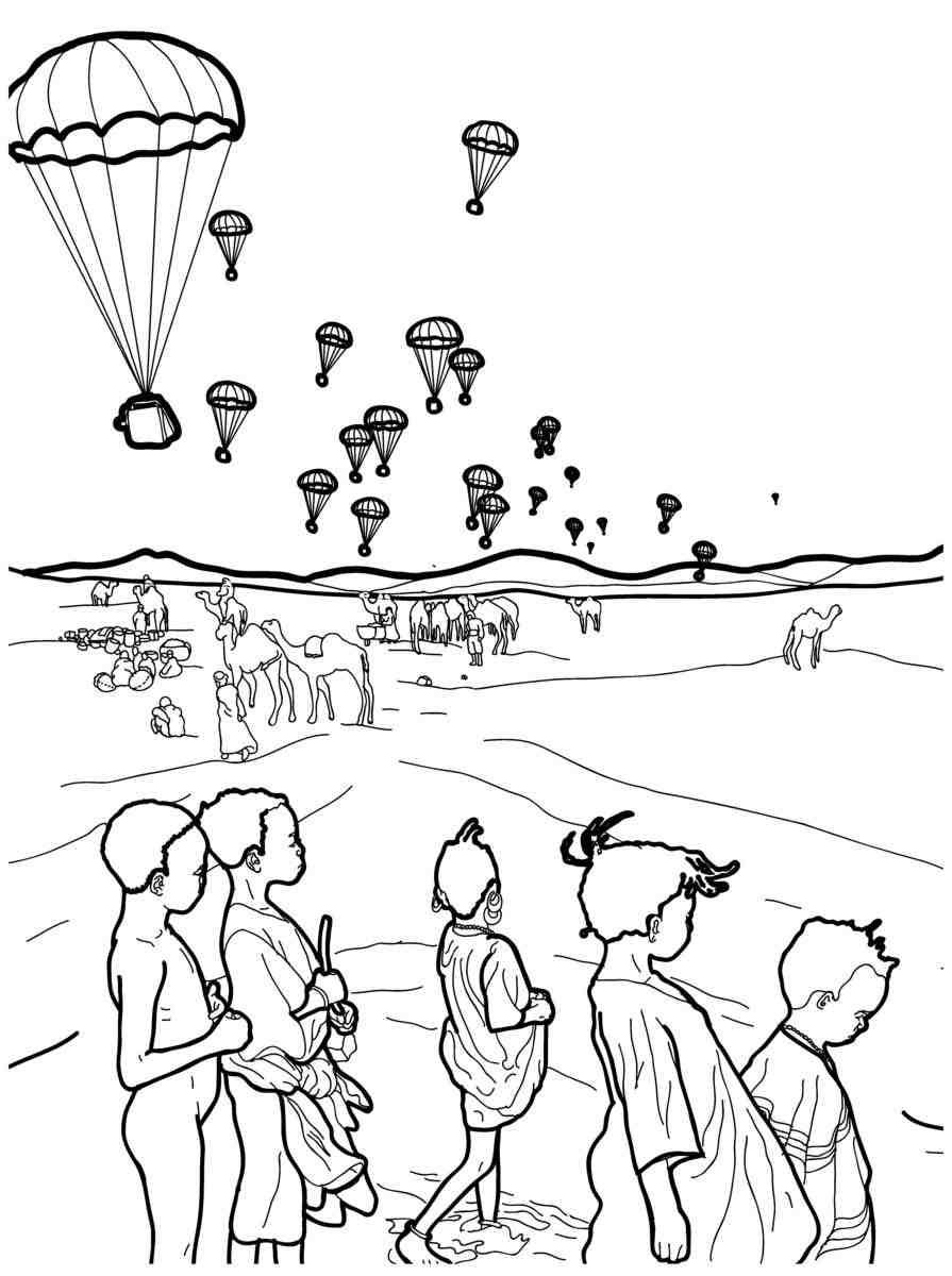Illustration by babak radboy