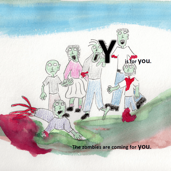 Y is for you.