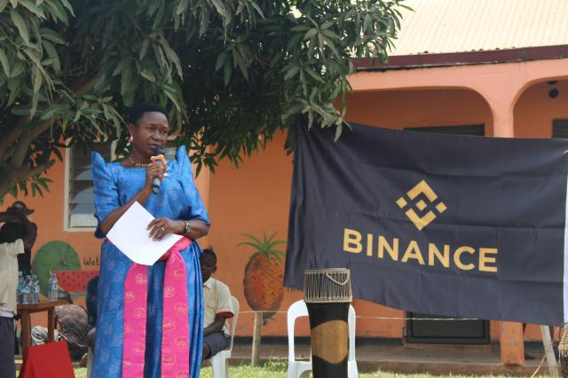 Binance Charity Launches Blockchain-Powered 'Lunch for Children' Program 5