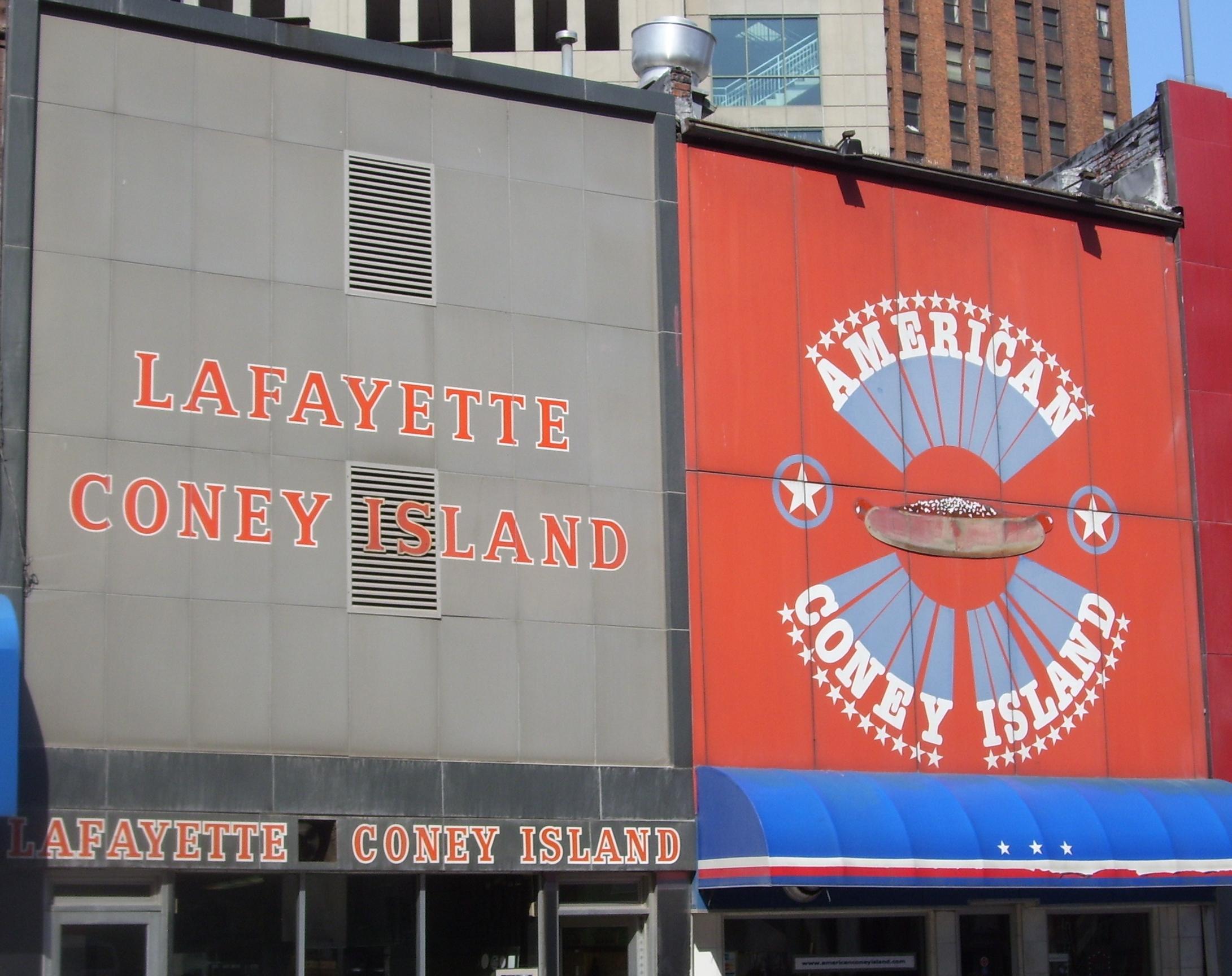 Mi Coney American Island Canton