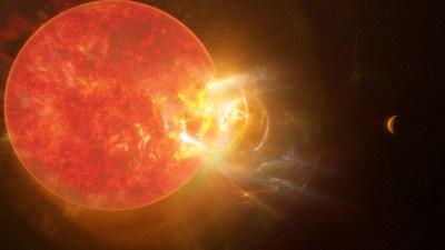 Stellar Flare From Proxima Centauri Captured in Multiple Wavelengths
