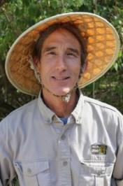 Randy Johnson, president of Native Plant Society of Texas