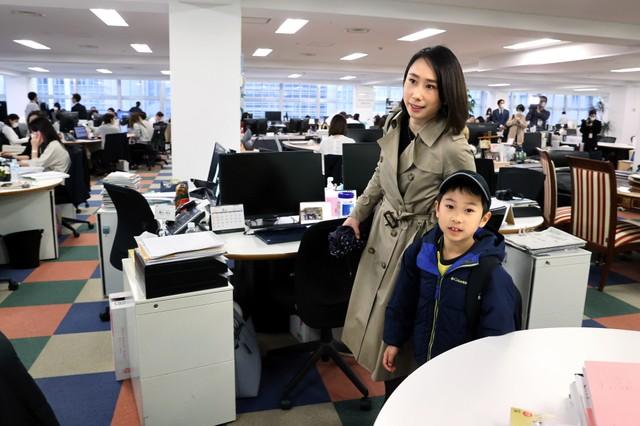 因新型肺炎開始停課地方政府對應 有公司也同意帶孩子上班:朝日新聞中文網