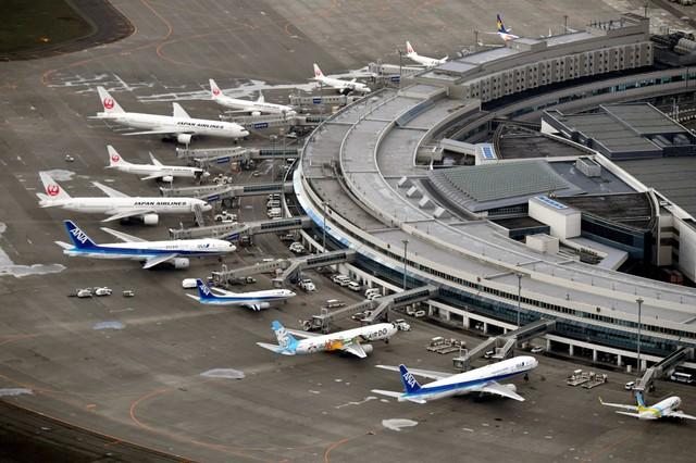 北海道新千歲機場 國內‧國際線航班6日全面停飛 :朝日新聞中文網