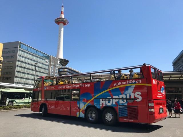 京都雙層周遊巴士上路 每天開放17班次任您搭:朝日新聞中文網