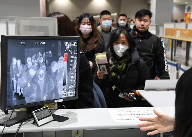 防範新型肺炎 日本國內機場也強化檢疫及宣導:朝日新聞中文網