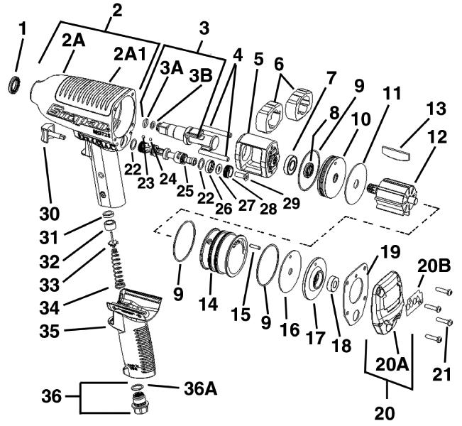 Impact Gun Diagram, Impact, Free Engine Image For User