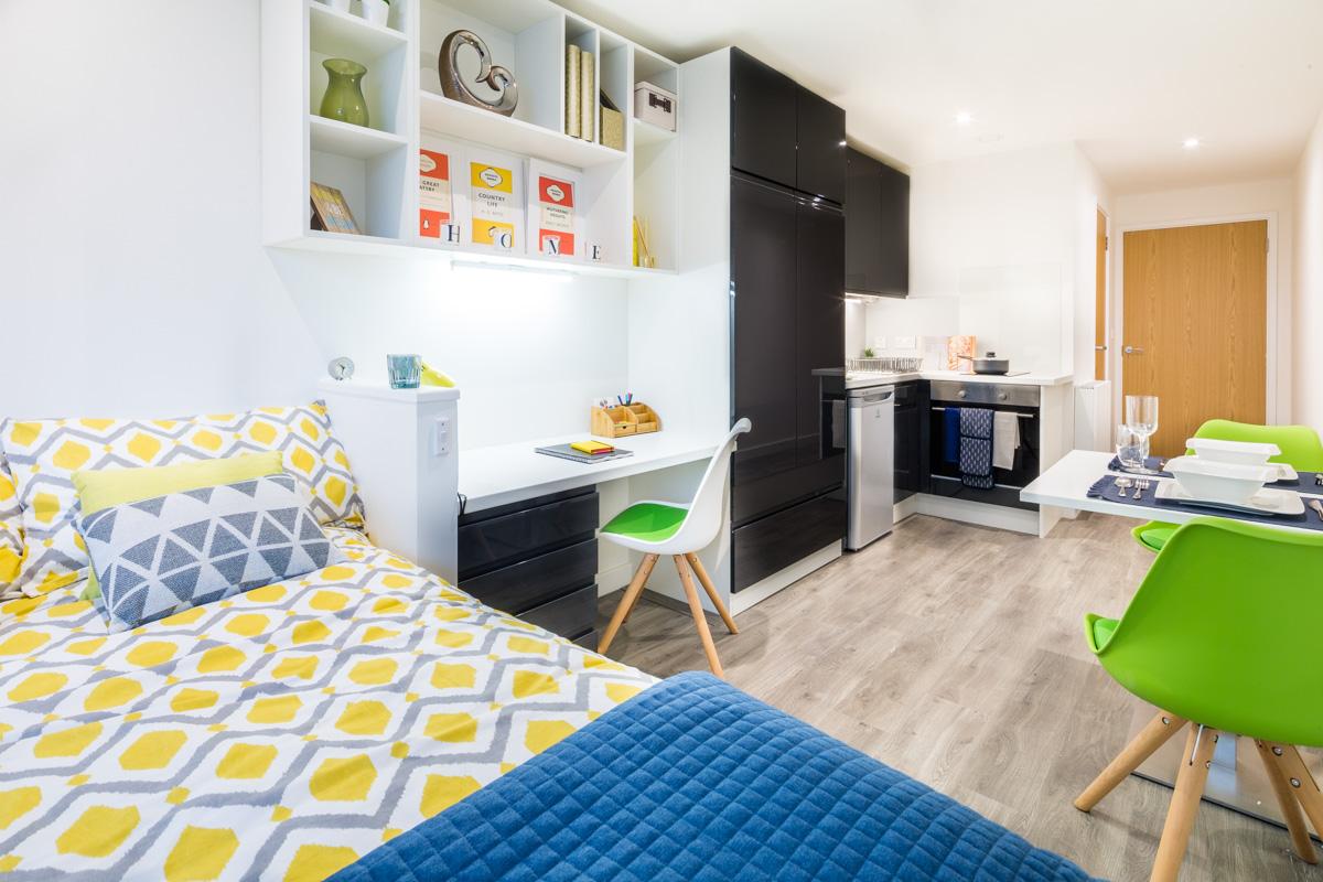 Studio Accommodation In Canterbury