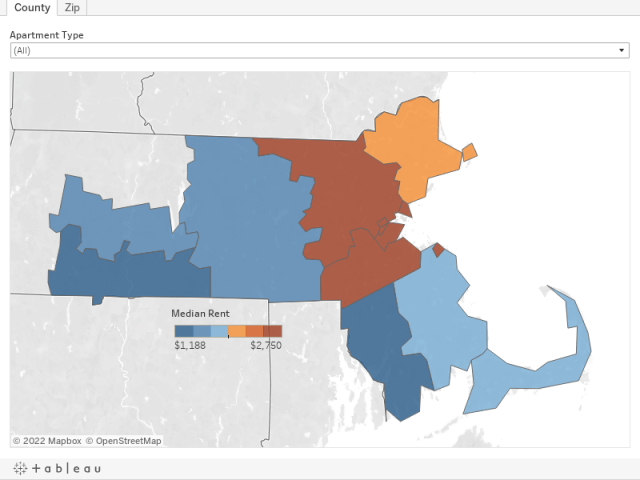 Welcome to Massachusetts | A Data Guide to The Bay State