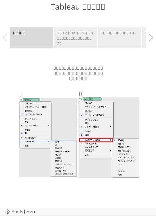 よくわかる表計算の『表』と『ペイン』 | Tableau-id Press -タブロイド-
