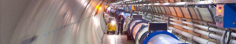 Cern LHC (Large Hadron Collider)