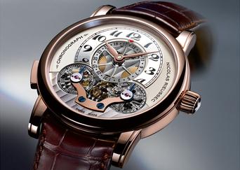 Montblanc Timewriter watch