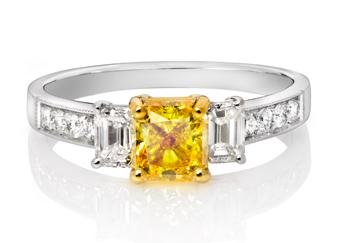 Mine Diamonds Jewelry Collection