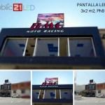 PANTALLA AGUILAS 3x2 m2, p8