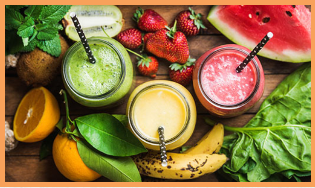Fruits & Smoothies