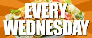 Save $2 Every Wednesday