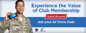 Air Force Service Clubs