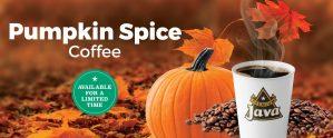 Express - Pumpkin Spice Coffee