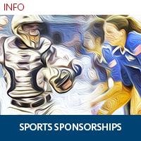 Sports Sponsorships
