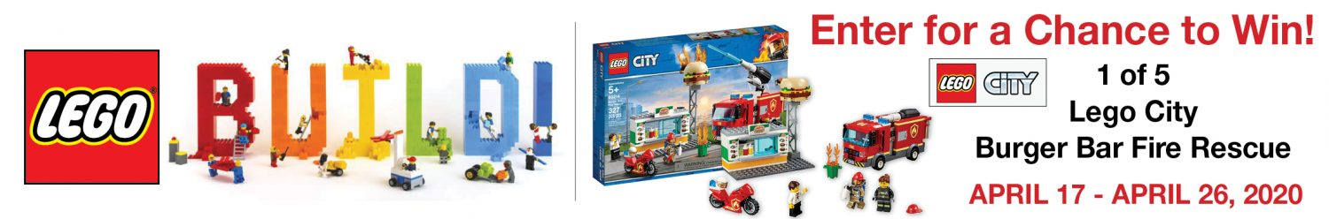 Lego Fire Rescue Sweepstakes