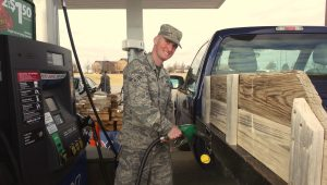 Diesel Fuel Now Available at Whiteman AFB Express