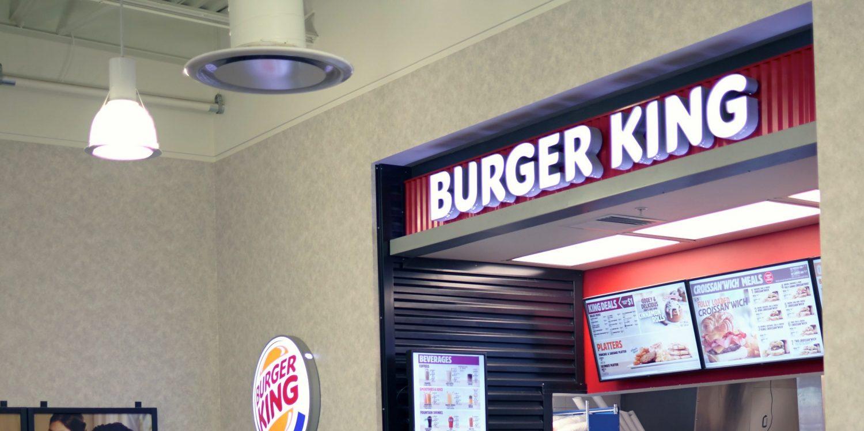Exchange Burger King