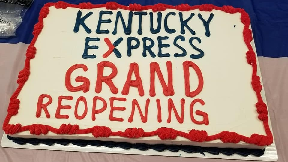 Fort Campbell Courier: Exchange reopens Ky. Express with new amenities