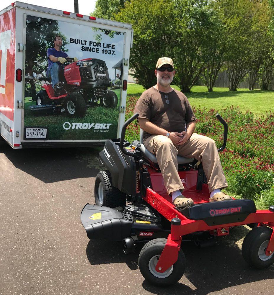 Lawnmower giveaways 2018