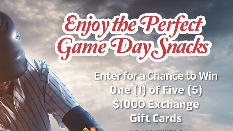 Batter Up! Exchange Shoppers Can Score $5,000 in Gift Cards in Sweepstakes