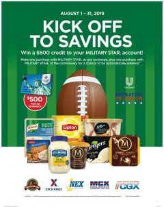 Unilever Kickoff to Savings Sweepstakes