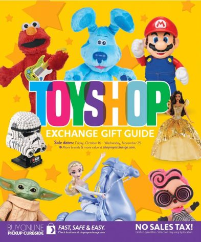 The Army & Air Force Exchange Service's team of pint-sized, in-house toy experts can help military parents find the perfect toy to make their child's holiday complete in the 2020 Toyshop toy book.