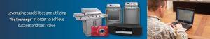 Grill, Fujifilm Camera, Washer & Dryer Set, Bose clock speaker