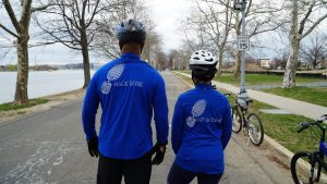 Be Fit Spokescouple - Sgt. Maj. Edward Bell and his wife, Lisa