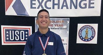 Sales Area Manager Justin Deleon Guerrero