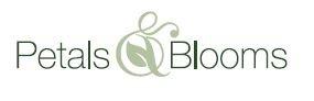 Petals & Blooms logo