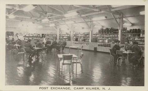 Camp Kilmer, N.J., 1941