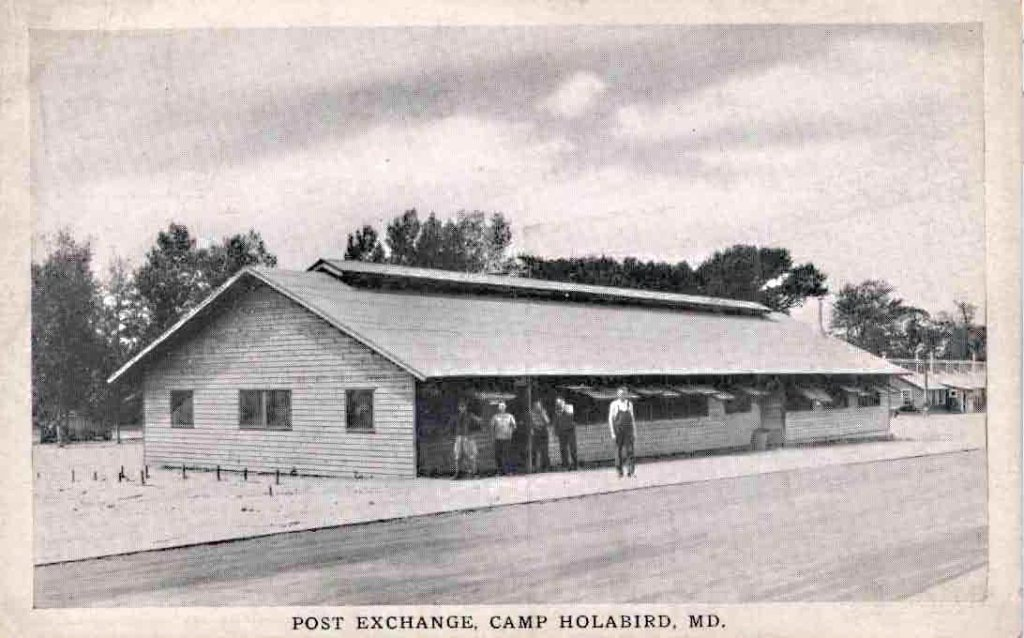 Camp Holabird, Md.